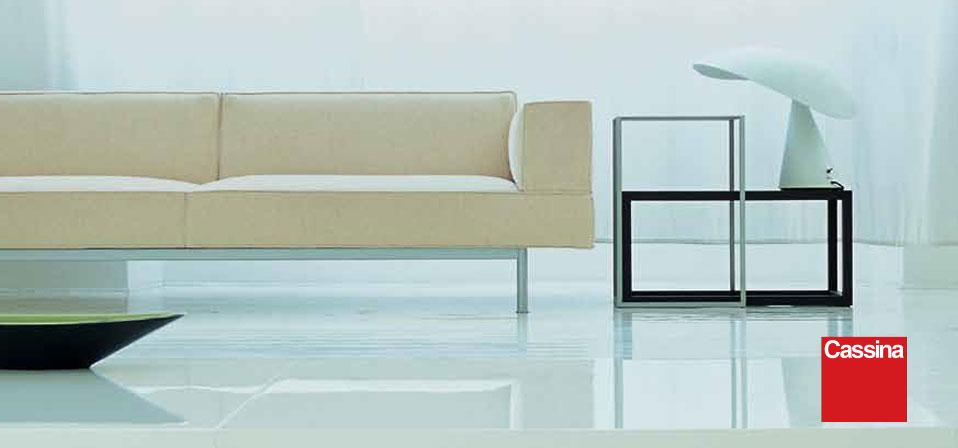 cassina m bel aus italien drifte wohnform. Black Bedroom Furniture Sets. Home Design Ideas