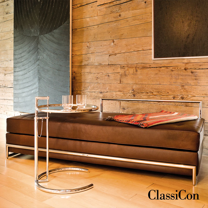 ClassiCon Day Bed, Eileen Gray 1925