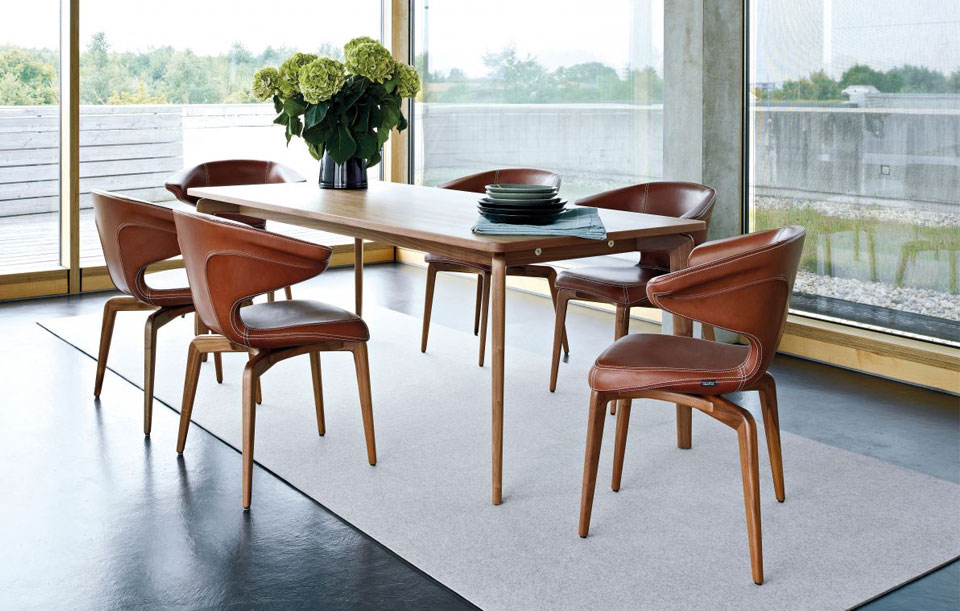 ClassiCon Munich Chair - Sauerbruch Hutton 2011