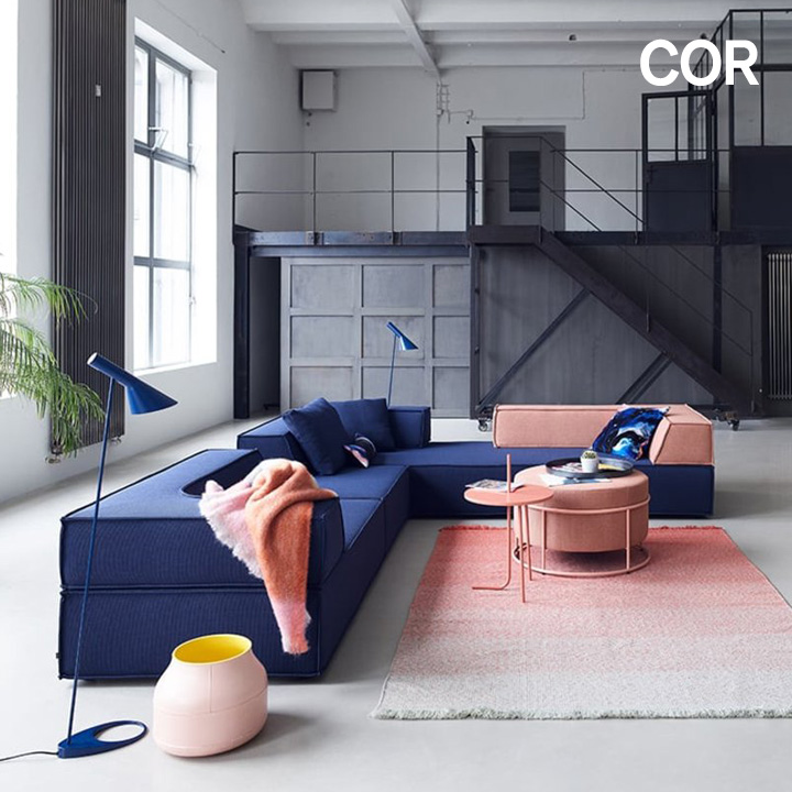COR Trio Sofa