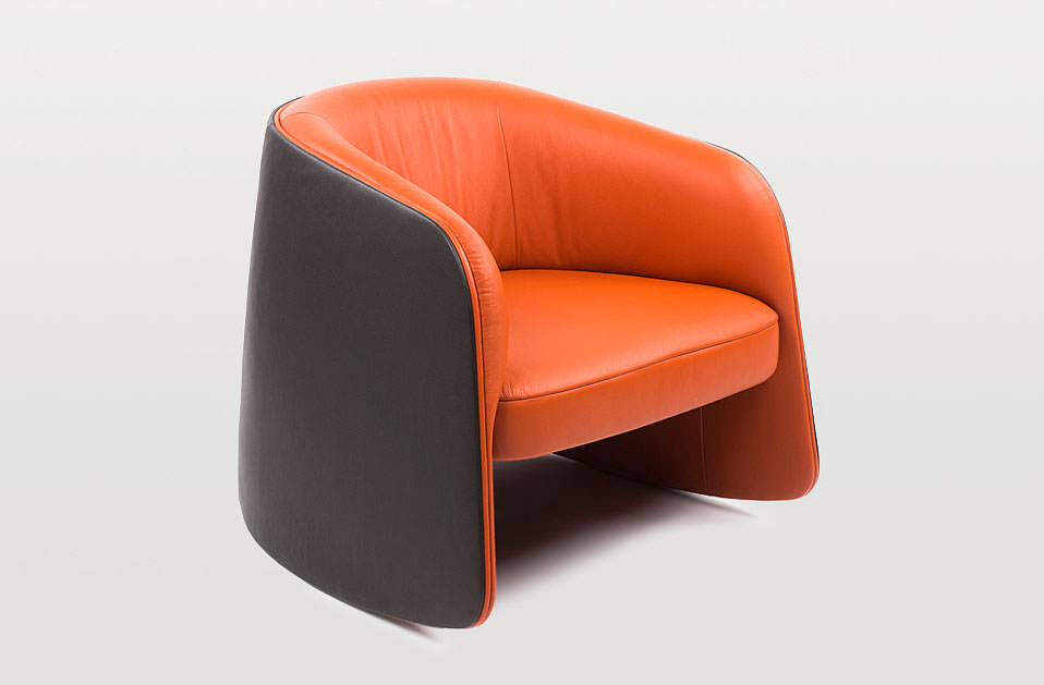 de sede sessel schaukelstuhl ds 900 drifte wohnform. Black Bedroom Furniture Sets. Home Design Ideas