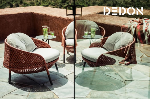 DEDON AHNDA Outdoor-Sessel