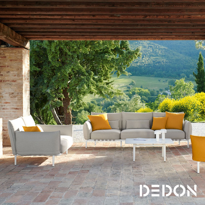 Dedon brea outdoor Kollektion