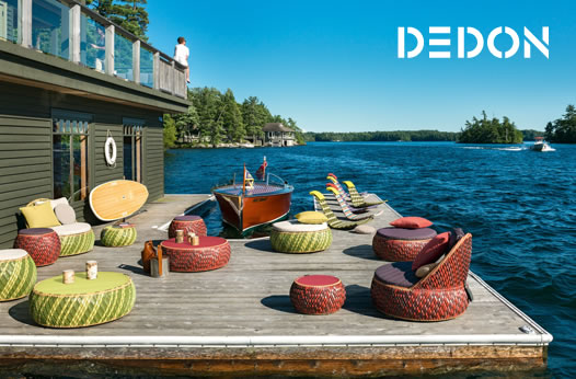 DEDON DALA Outdoor-Sofa