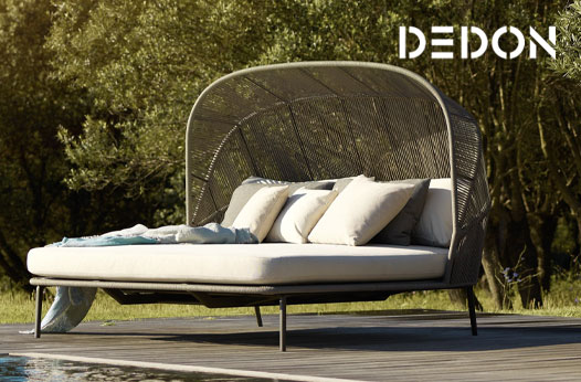 DEDON RILLY Outdoor Kollektion
