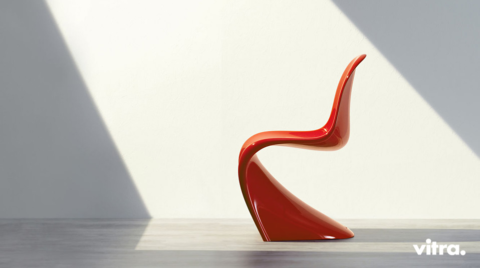 Der Panton Chair, Original Vitra