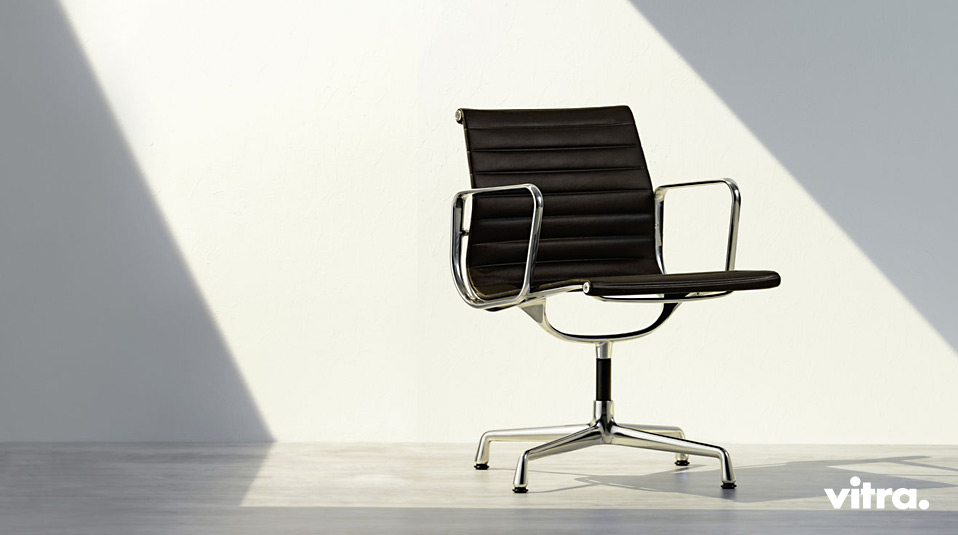 Eames Aluminium Group, Original Vitra