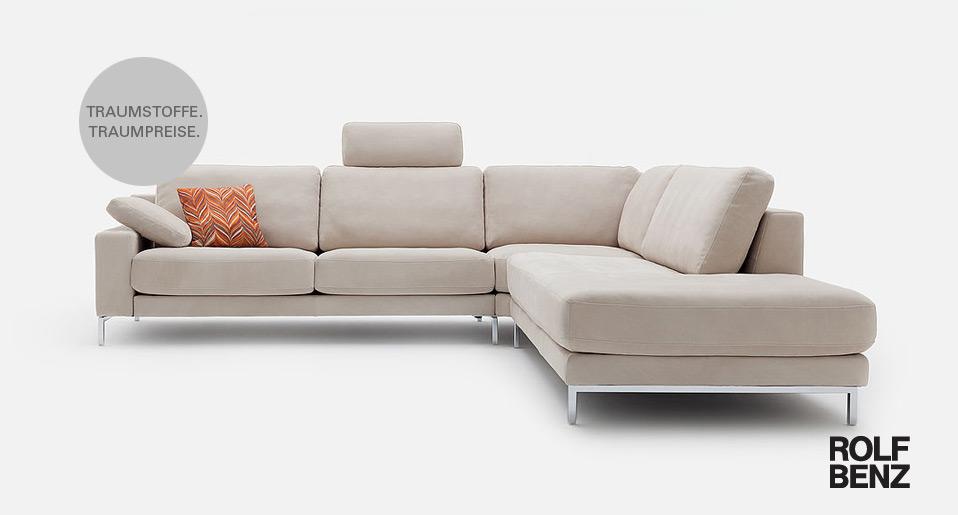 Sofa Rolf Benz Ego Drifte Wohnform