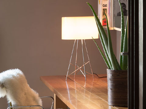 Flos Ray Table Leuchte