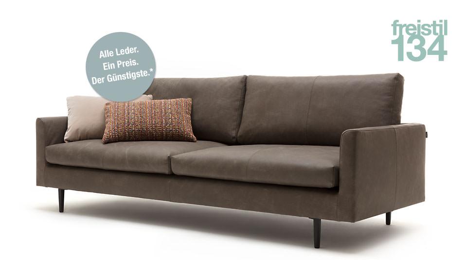 Rolf Benz Freistil 134 Sofa Drifte Wohnform