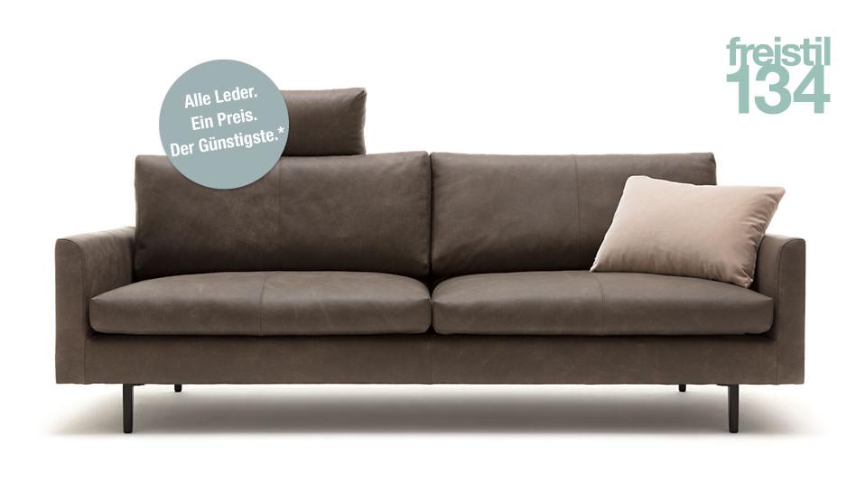 rolf benz freistil 134 sofa drifte wohnform. Black Bedroom Furniture Sets. Home Design Ideas