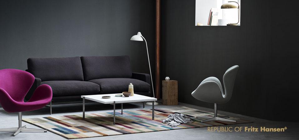 Fritz Hansen Exklusive Designer Möbel Drifte Wohnform