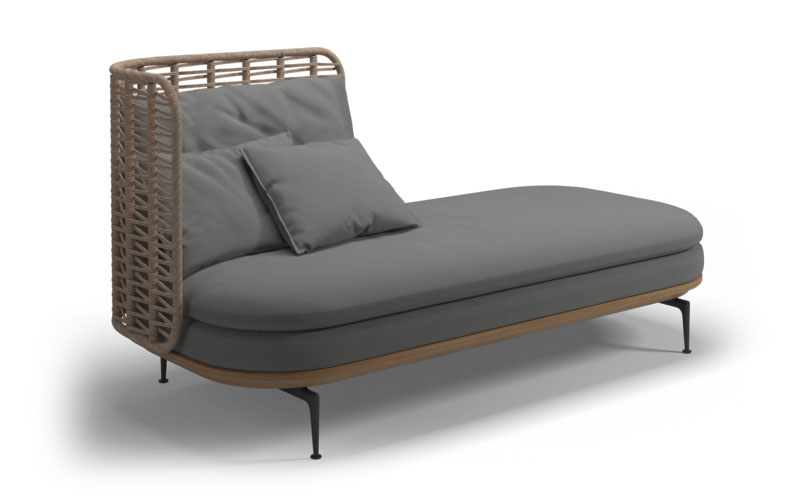 Gloster Mistral Left Chaise