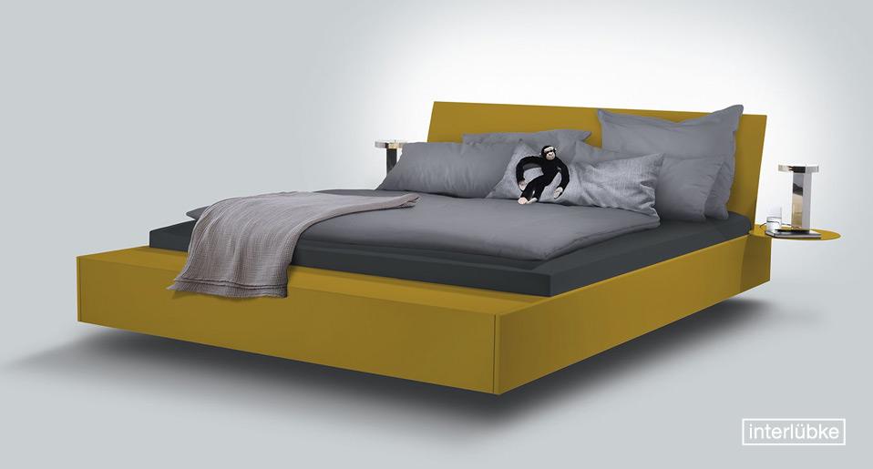 interlübke Möbel Bett Kommode - Drifte Wohnform