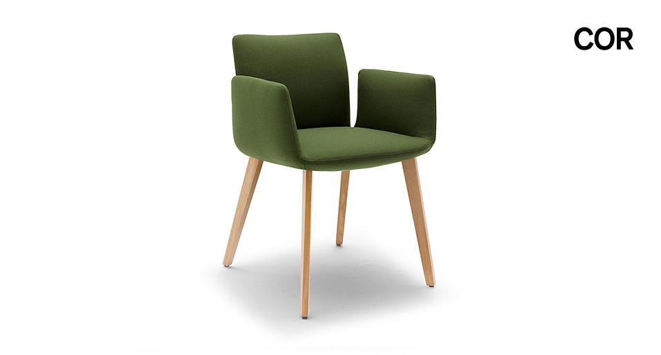 cor jalis stuhl drifte wohnform. Black Bedroom Furniture Sets. Home Design Ideas