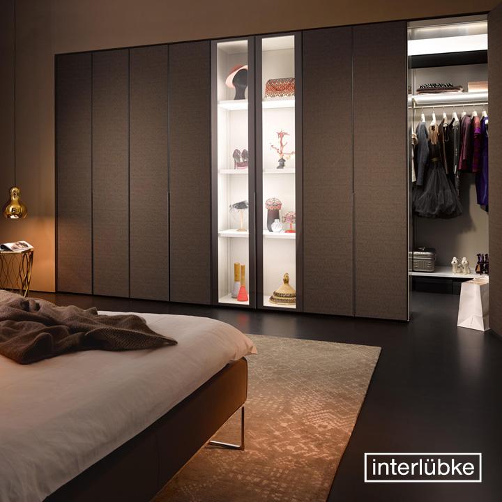 Kleiderschränke von Rolf Benz, Interlübke Drifte Wohnform