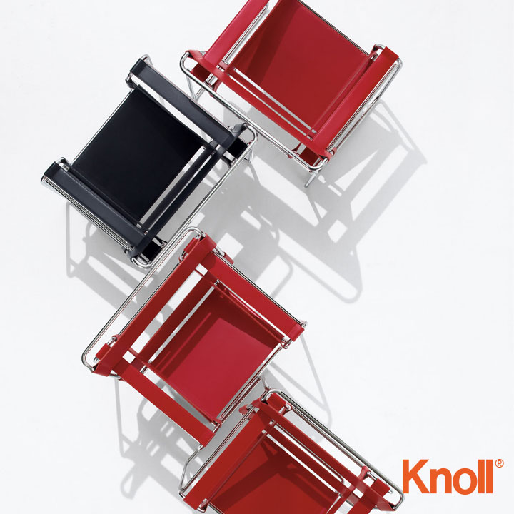 Knoll International – Sessel Wassily