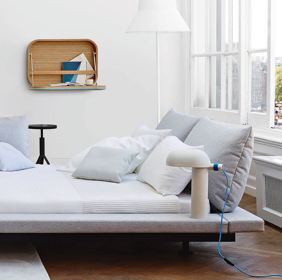 ligne roset peter maly 2 bett drifte wohnform. Black Bedroom Furniture Sets. Home Design Ideas
