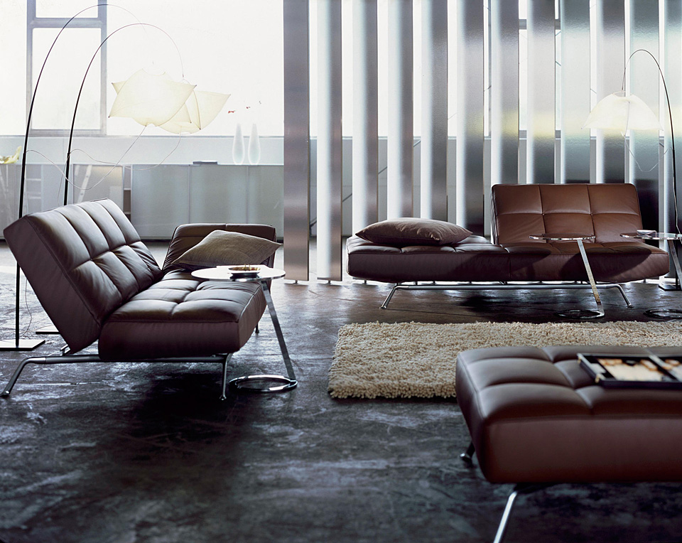 ligne roset smala schlafsofa drifte wohnform. Black Bedroom Furniture Sets. Home Design Ideas