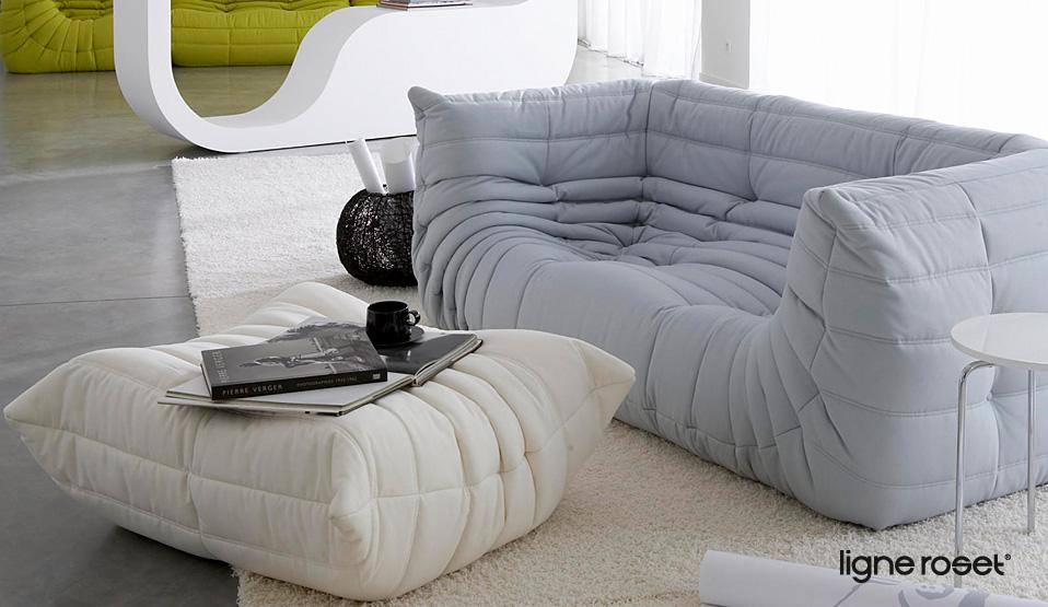 Ligne Roset Togo Sofa Drifte Wohnform
