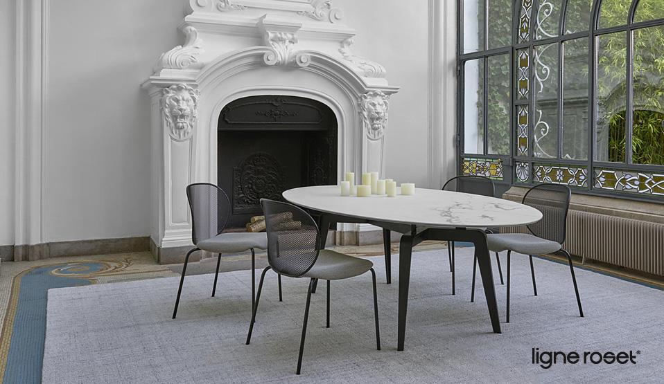 Ligne Roset ODESSA Tisch Drifte Wohnform