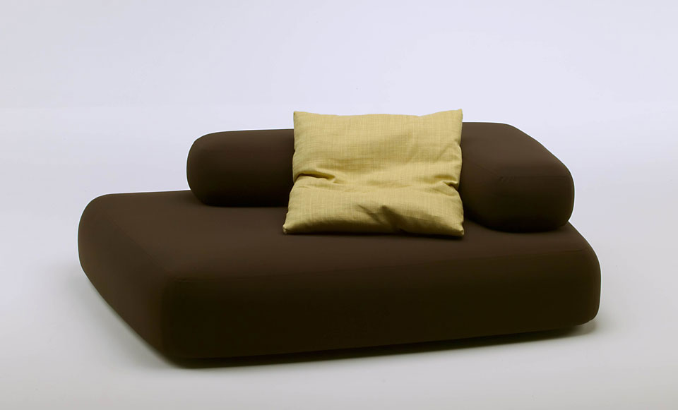Sofa Bubble Rock von Living Divani