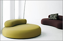 Living Divani Sofa Bubble Rock