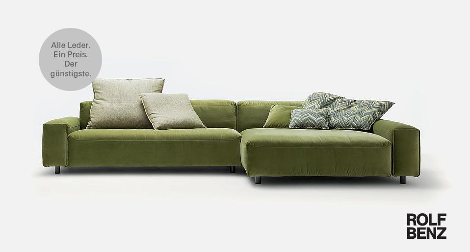 Rolf Benz Sofa Mio Drifte Wohnform