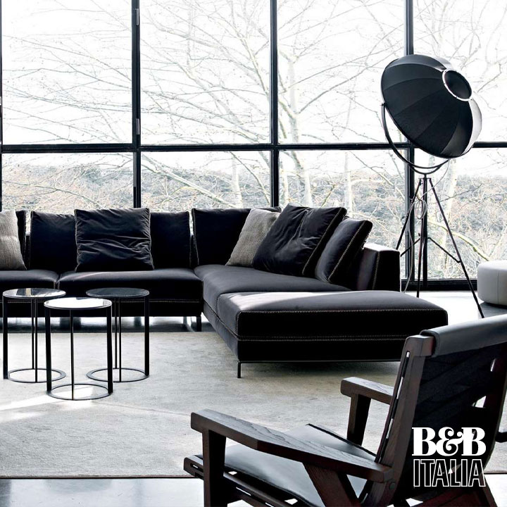 B&B Italia Sofa Ray