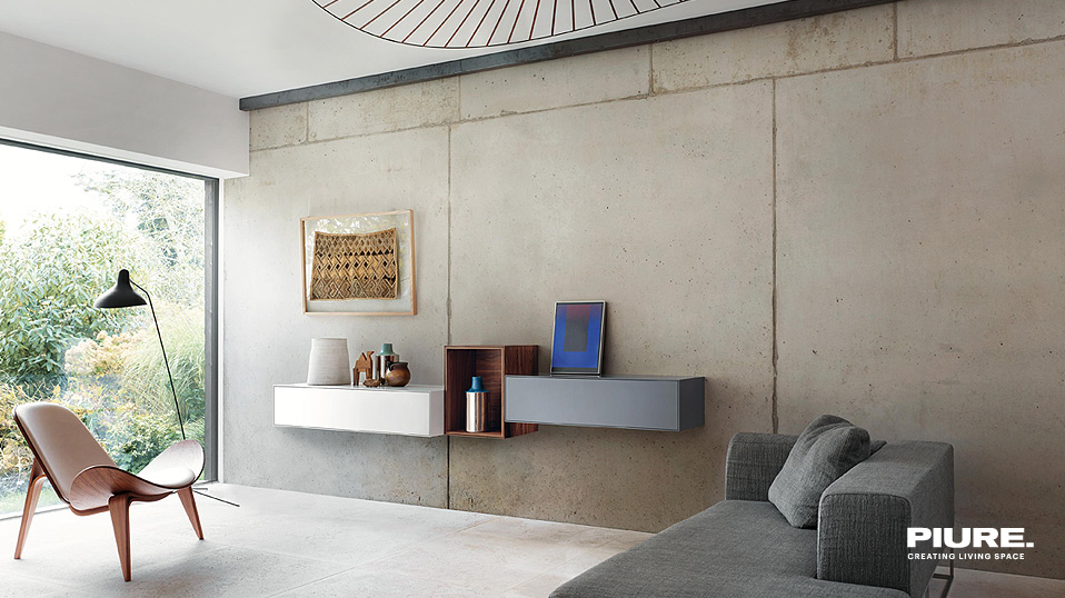 Piure Creating Living Spaces Drifte Wohnform