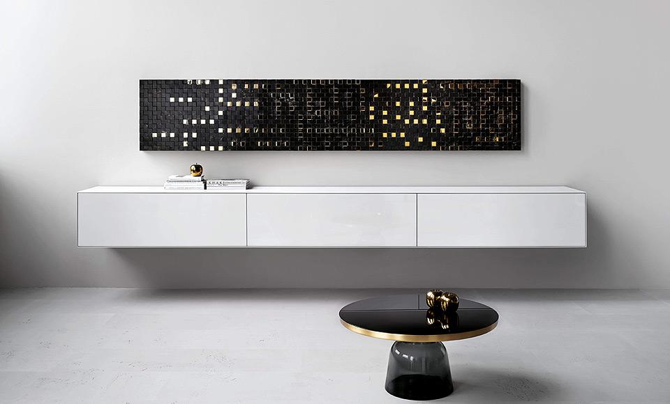 Sideboard Wandhängend piure nex sideboard - drifte wohnform