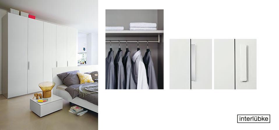 interlübke Kleiderschrank base Drifte Wohnform