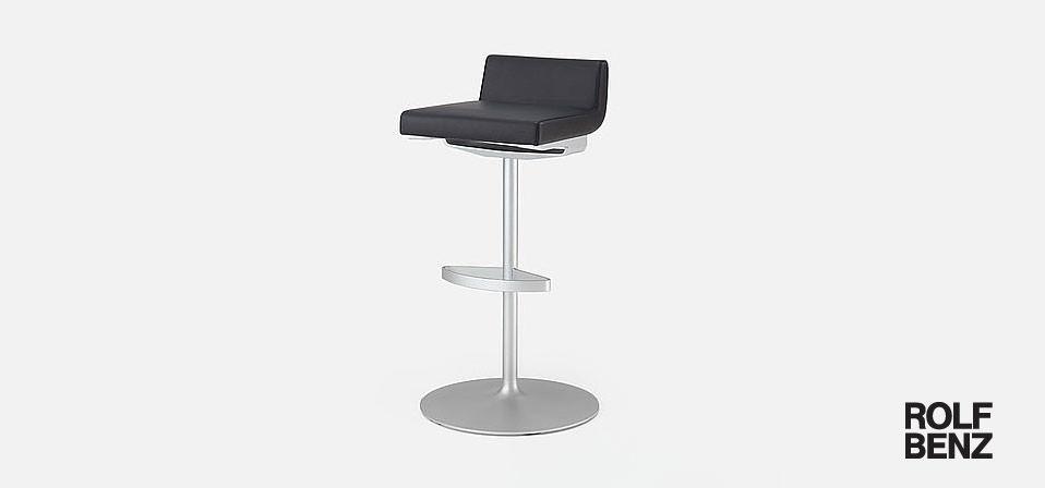 rolf benz barhocker 620 drifte wohnform. Black Bedroom Furniture Sets. Home Design Ideas
