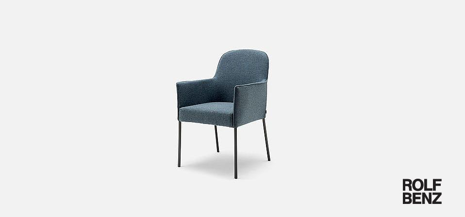 rolf benz stuhl 653 drifte wohnform. Black Bedroom Furniture Sets. Home Design Ideas