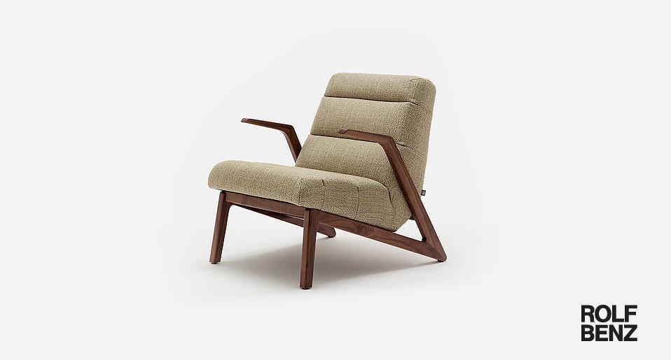 Rolf Benz Sessel 580 Drifte Wohnform