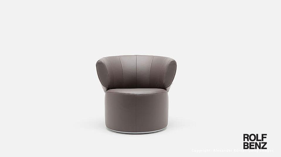 Rolf Benz Sessel 684 Drifte Wohnform