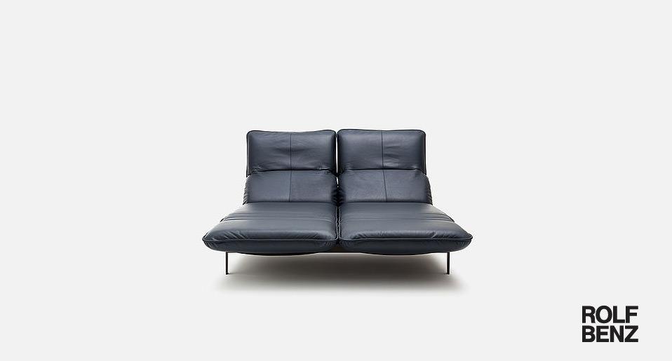 rolf benz sofa mera drifte wohnform. Black Bedroom Furniture Sets. Home Design Ideas