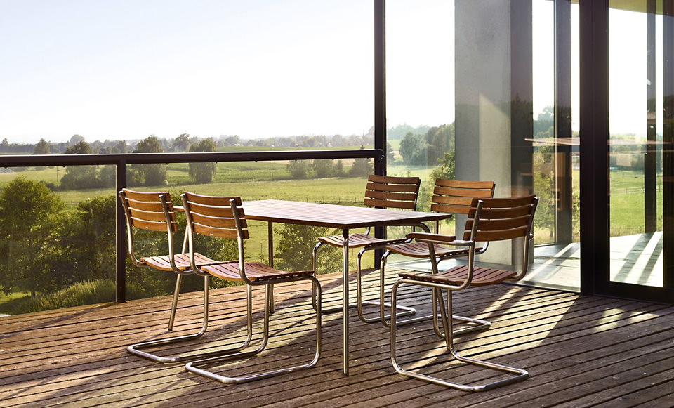 S 1040 Tisch Thonet All Seasons