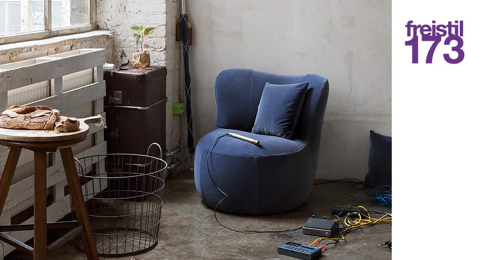 Freistil 173 Sessel Rolf Benz Drifte Wohnform