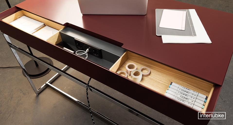 interl bke sideboard mell drifte wohnform. Black Bedroom Furniture Sets. Home Design Ideas