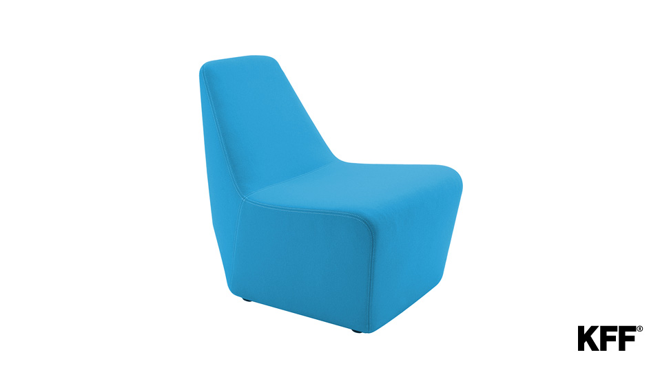 KFF SOFT LOW CHAIR Sessel