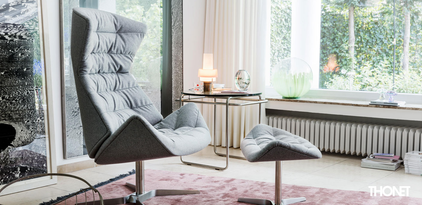 Thonet Lounge Sessel 808
