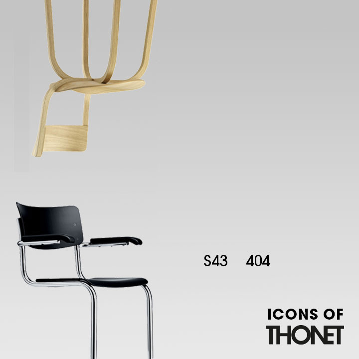 Icons of Thonet Aktionsangebot