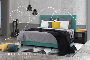 Treca Interiors Paris Bett Like