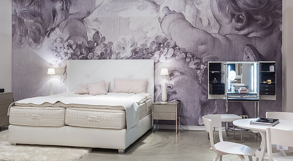 Treca Interiors Paris Boxspringbetten