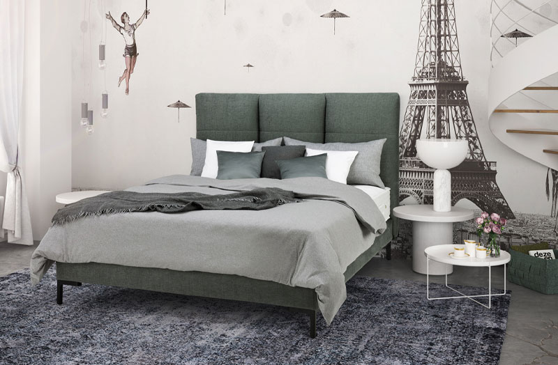 Treca Paris 24Seven Boxspringbett Moon