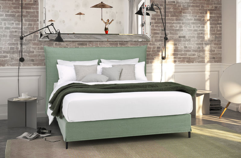 Treca Paris 24Seven Boxspringbett Smart Volant