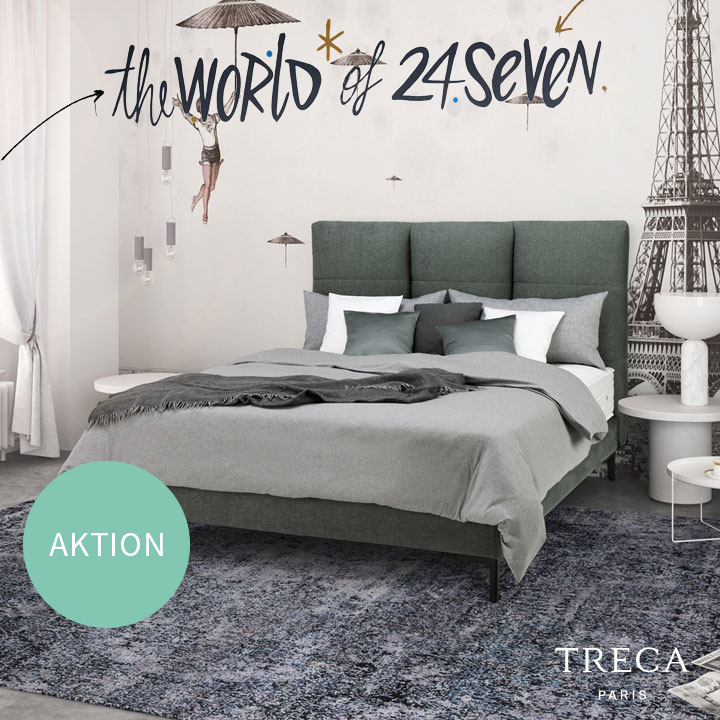 World of 24Seven Treca Paris
