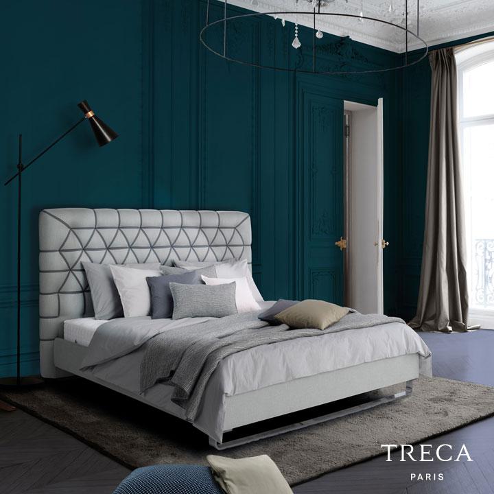 Treca Paris Betten Luxurioses Schlafen Drifte Wohnform