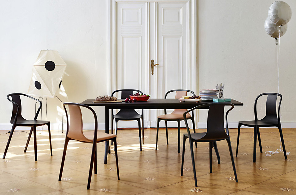 Vitra Belleville Tables